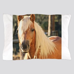 Haflinger Horse Pillow Case