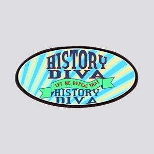 History Diva Patches