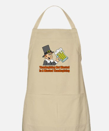 Thanksgiving Not Wasted Apron