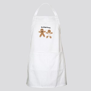 The Gingerbreads Apron