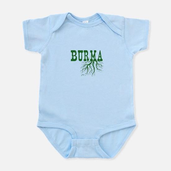 Burma Roots Infant Bodysuit
