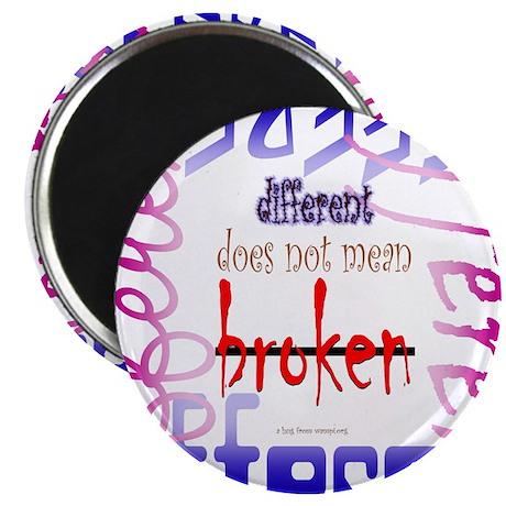 Not Broken Magnet (100 pk)