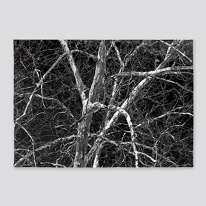 Spooky Tree 5'x7'Area Rug