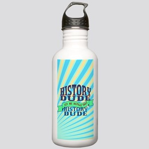 History Dude Stainless Water Bottle 1.0L