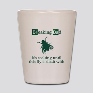 Breaking Bad fly Shot Glass
