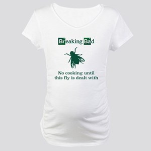 Breaking Bad fly Maternity T-Shirt