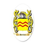 Harkan Oval Car Magnet