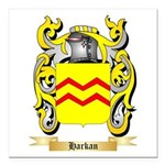 Harkan Square Car Magnet 3