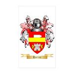 Harina Sticker (Rectangle 50 pk)