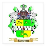 Hargroves Square Car Magnet 3
