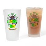 Hargroves Drinking Glass