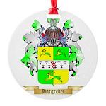 Hargreves Round Ornament