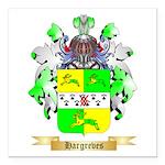 Hargreves Square Car Magnet 3