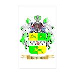 Hargreaves Sticker (Rectangle 10 pk)
