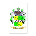 Hargreaves 35x21 Wall Decal