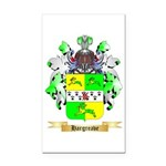 Hargreave Rectangle Car Magnet