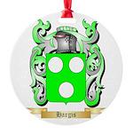 Hargis Round Ornament
