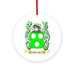 Hargis Ornament (Round)