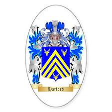 Harford Sticker (Oval)