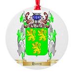 Haren Round Ornament