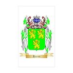 Haren Sticker (Rectangle 50 pk)