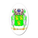 Haren 35x21 Oval Wall Decal