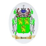 Haren Ornament (Oval)