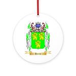 Haren Ornament (Round)