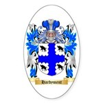 Hardyment Sticker (Oval 10 pk)