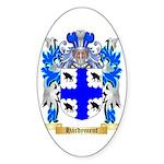 Hardyment Sticker (Oval 50 pk)