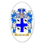 Hardy Sticker (Oval 50 pk)