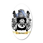 Hardway 35x21 Oval Wall Decal