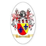 Hardman Sticker (Oval 10 pk)