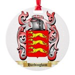 Hardingham Round Ornament