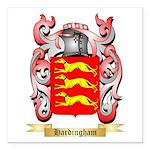 Hardingham Square Car Magnet 3