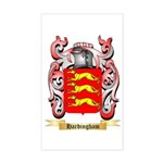 Hardingham Sticker (Rectangle)