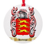 Hardinge Round Ornament