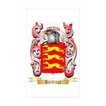 Hardinge Sticker (Rectangle 50 pk)