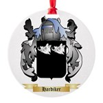 Hardiker Round Ornament