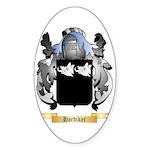 Hardiker Sticker (Oval 10 pk)