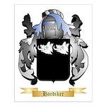 Hardiker Small Poster