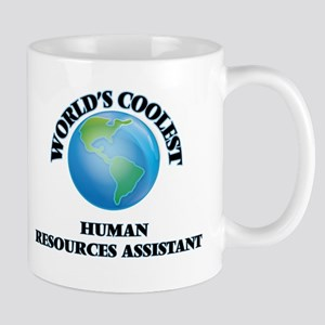 Human Resources Assistant Mugs