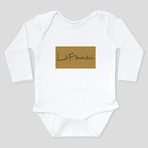 Lafawnduh Body Suit