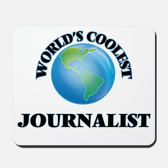 Journalist Mousepad