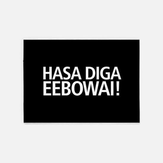 Hasa Diga Eeebowai 5'x7'Area Rug