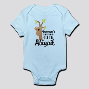 Personalized Granmom gift for Grandchild Body Suit