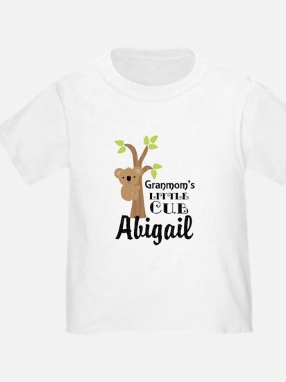 Personalized Granmom gift for Grandchild T-Shirt