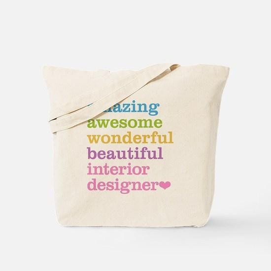 Interior Designer Tote Bag