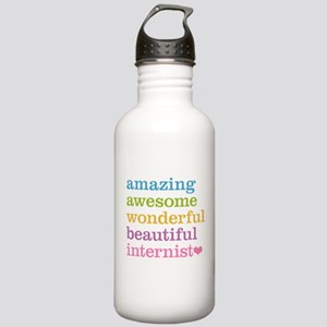 Awesome Internist Stainless Water Bottle 1.0L