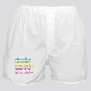 Awesome Internist Boxer Shorts